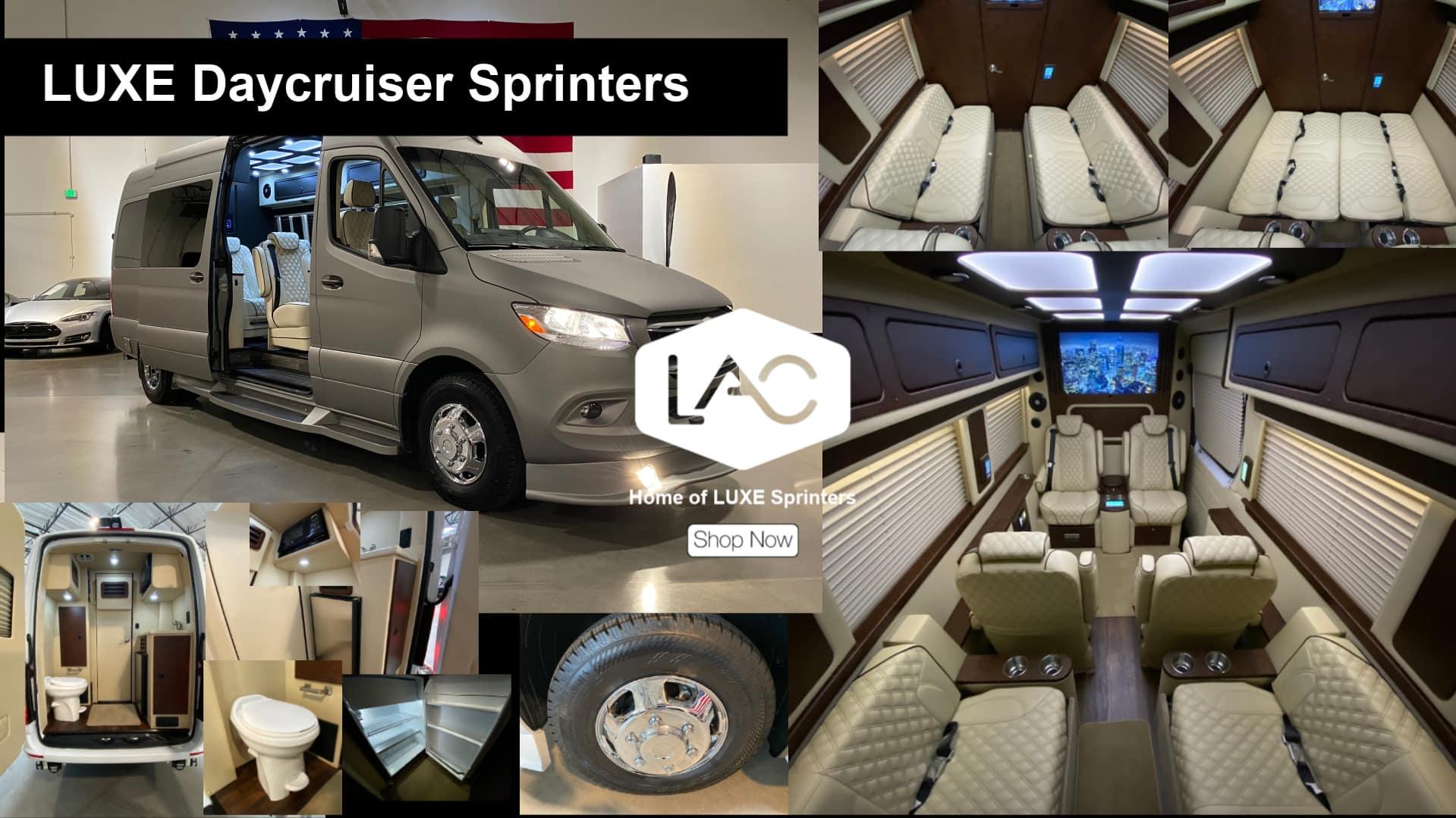 LUXE Daycruiser Sprinter