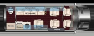 Midwest Automotive Designs LUXE Daycruiser S5