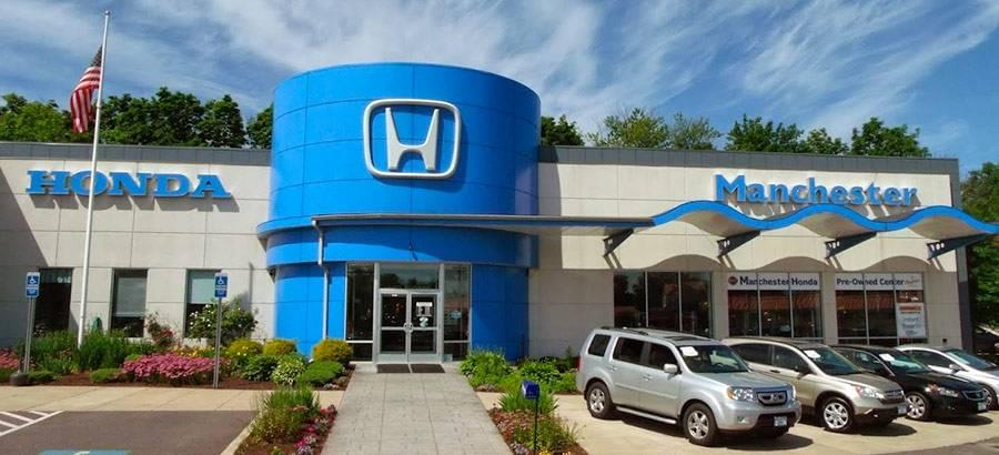 Why Buy From Manchester Honda