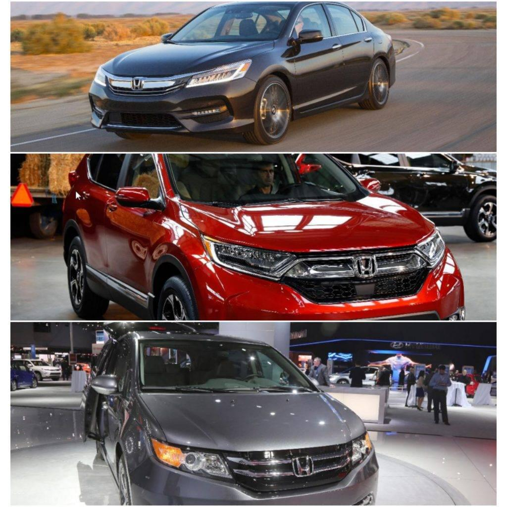3 hondas win cheapest vehicle to buy maintain awards