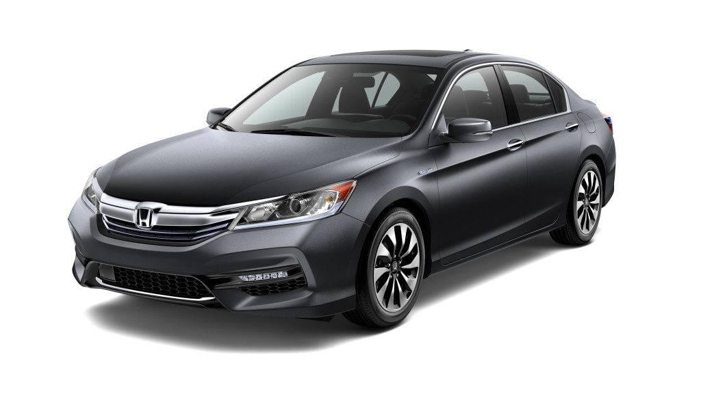2017 Honda Accord EX-L Hybrid