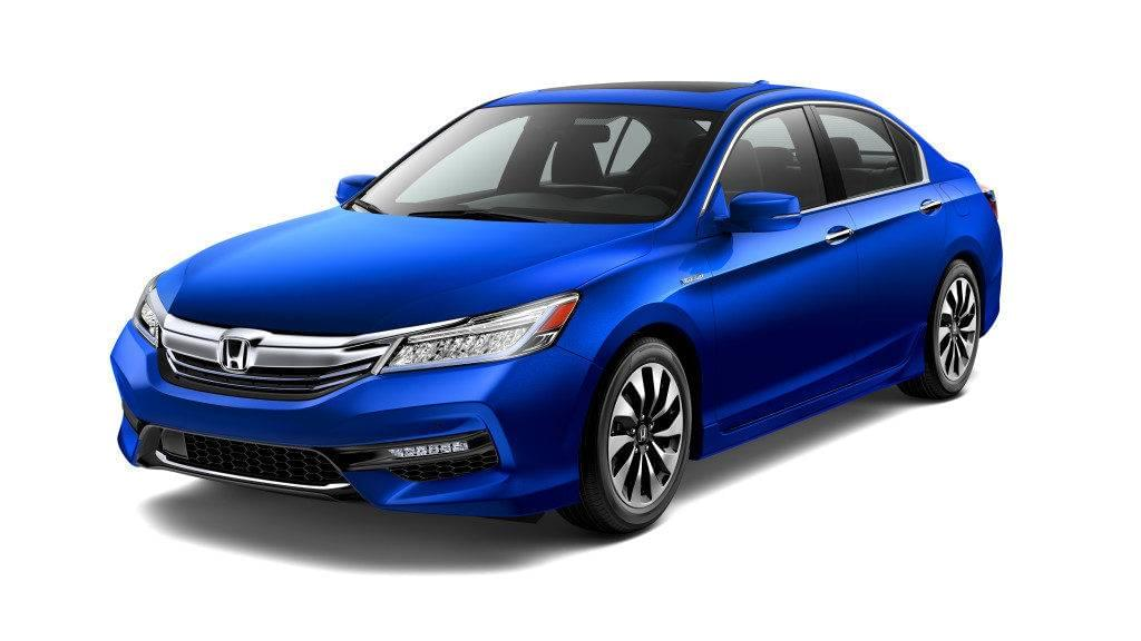 2017 Honda Accord Touring Hybrid