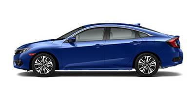 2017 Honda Civic EX 1.5T Auto