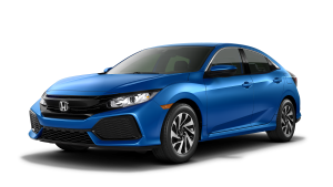 2017 Honda Civic Hatchback LX Auto