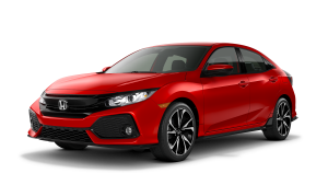 2017 Honda Civic Hatchback Sport Auto