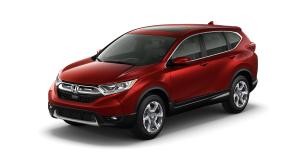 2017 Honda CR-V EX-L AWD Auto