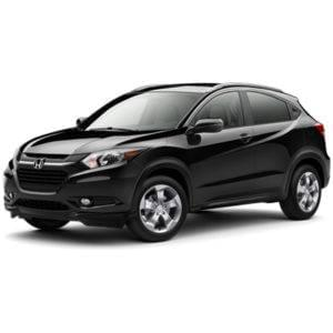 2017 Honda HR-V EX-L with Navigation AWD Auto