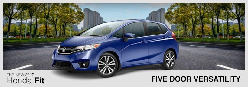Buy the New 2017 Honda Fit   Honda Dealer near Hartford, CT