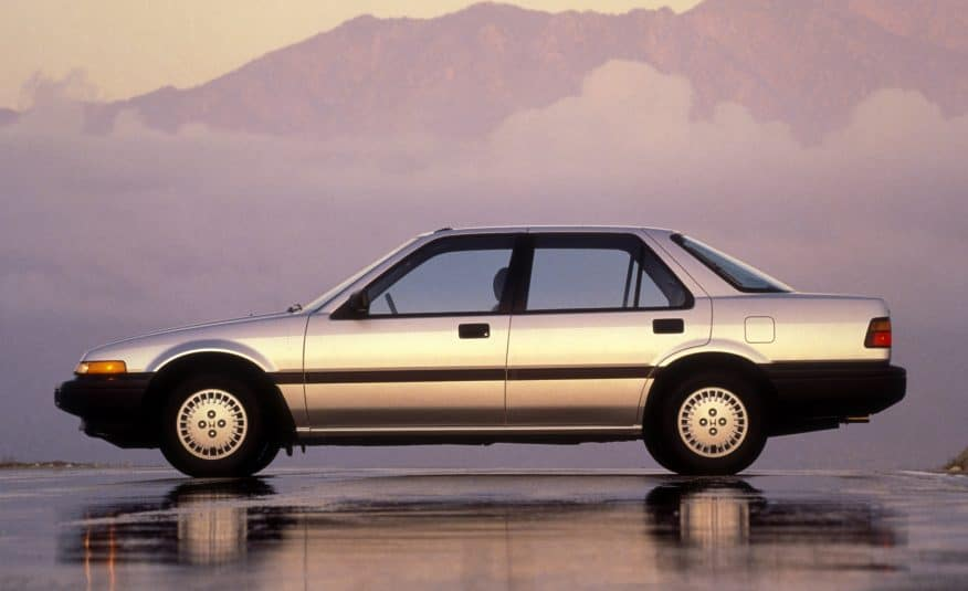 The Honda Accord A Visual History Since Its Birth Manchester Honda