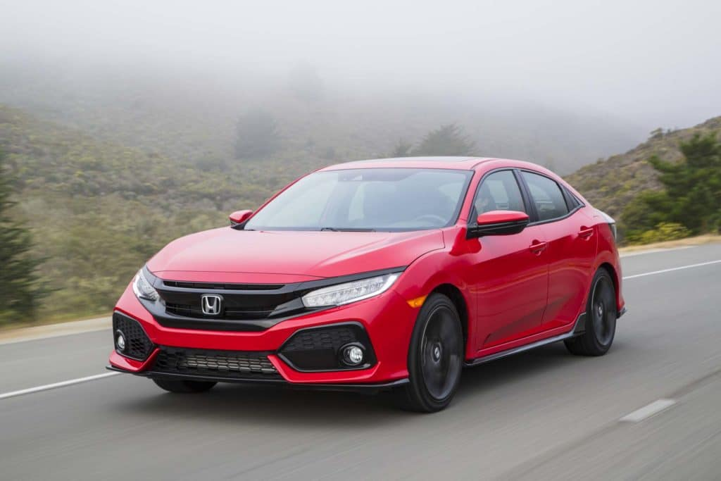 leasing or buying a honda civic