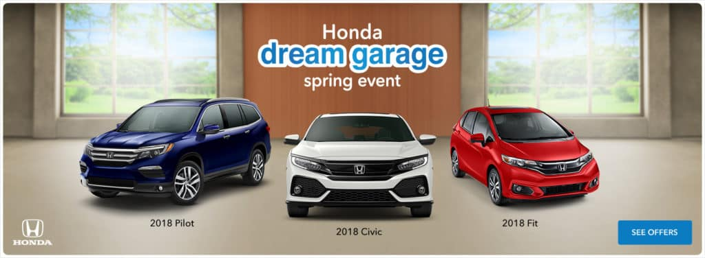 Honda Dream Garage