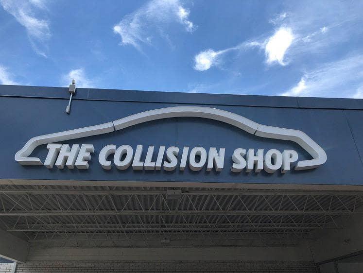 collision shop