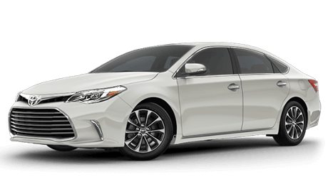 New 2016 Avalon (Non-Hybrid) Financing - 0.0%/36 0.0%/48 0.0%/60 0.9%/72 Months APR