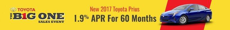 1.9% APR for 2017 Prius
