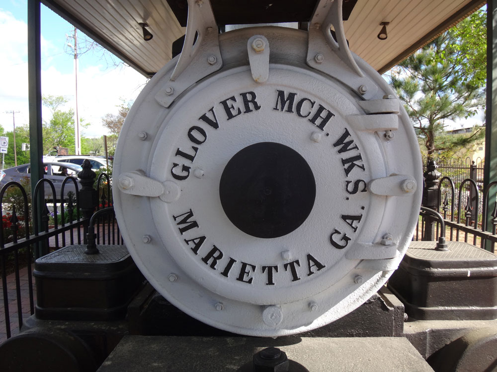 Glover Machine Works Marietta Georgia