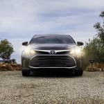 2016 Toyota Avalon trims