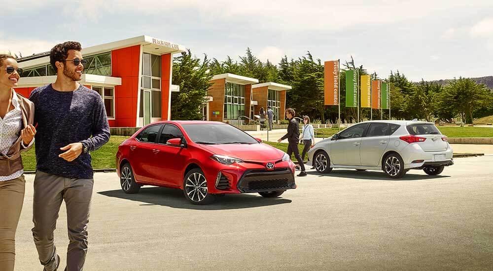 2017 Toyota Corolla trims