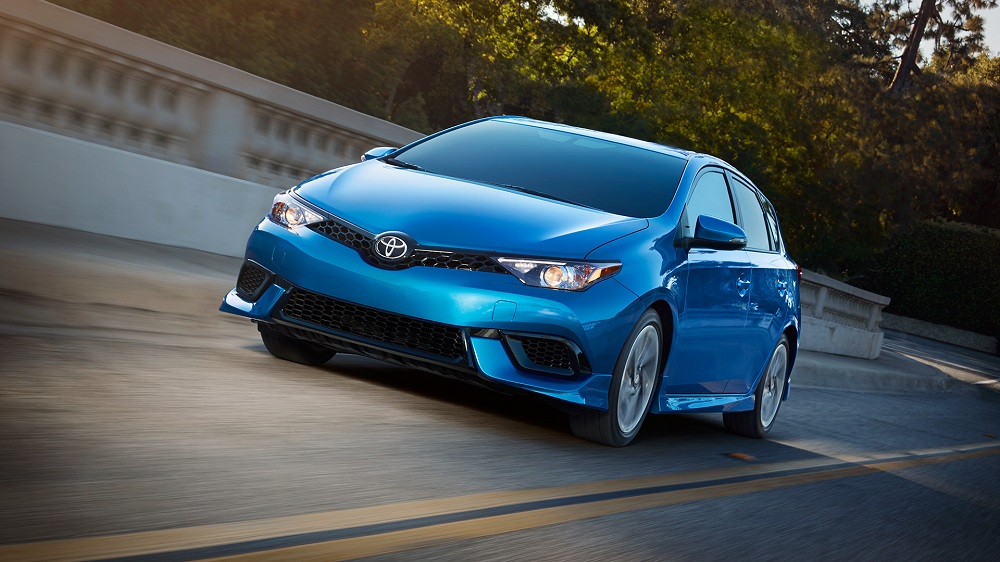 New 2017 Corolla iM Financing - 0.0%/36 0.0%/48 0.0%/60 1.9%/72 Months APR