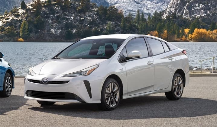 New 2019 Prius Hybrid 0.0% APR for 72 Months