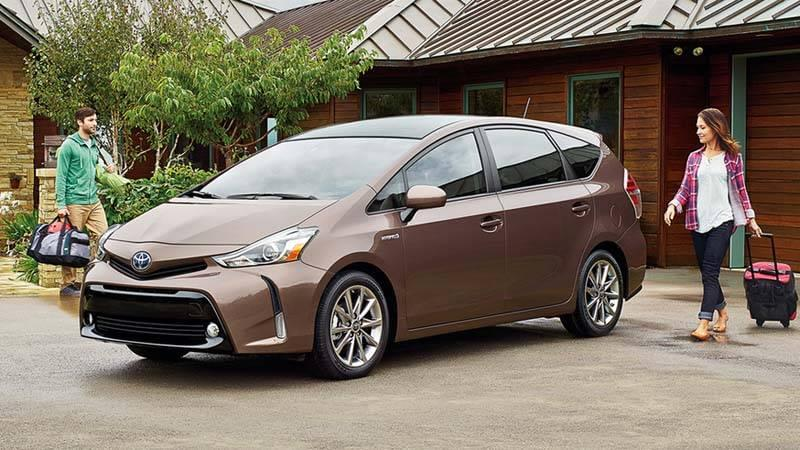 New 2017 Prius v Financing - 0.0%/36 0.0%/48 0.0%/60 0.9%/72 Months APR