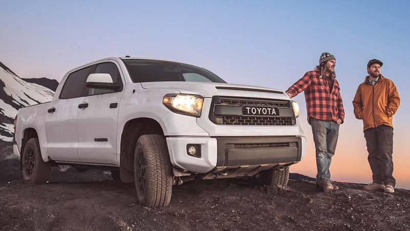 New 2017 Tundra Financing - 0.0%/36 0.9%/48 1.9%/60 2.9%/72 Months APR