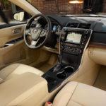 2017 Toyota Camry Interior