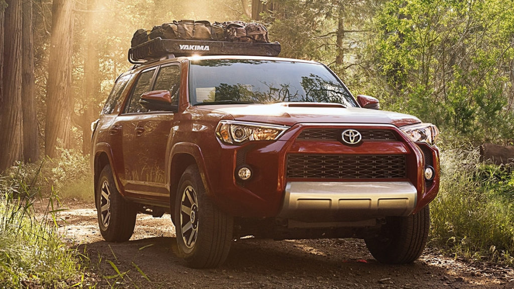 New 2016 Toyota 4Runner Financing 0.9% APR for 36 Months