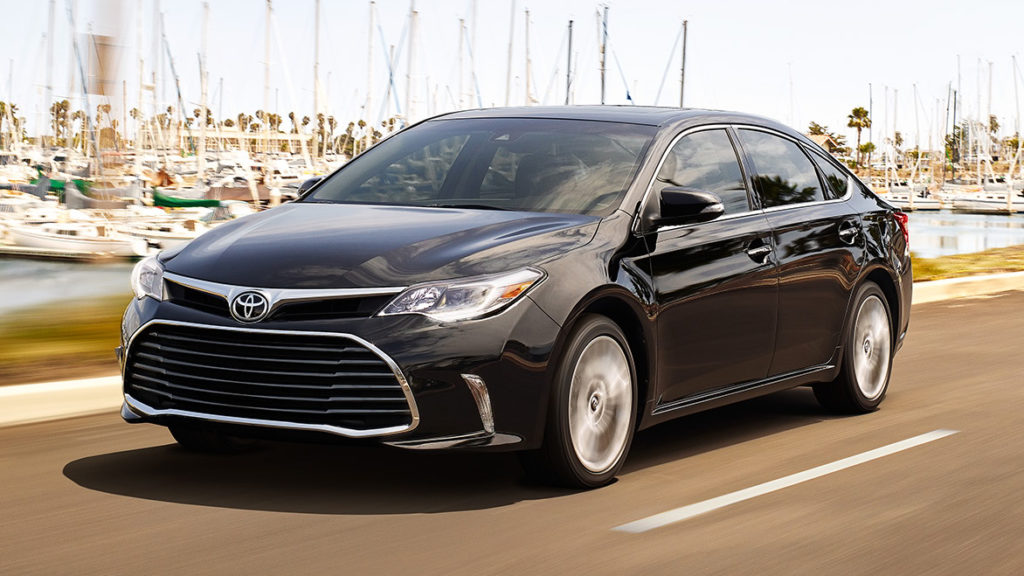 New 2017 Avalon (Non-Hybrid) Financing - 0.0%/36 0.9%/48 1.9%/60 2.9%/72 Months APR