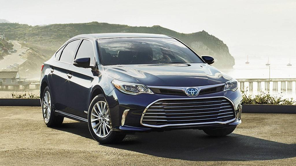 New 2017 Avalon Hybrid Financing - 0.0%/36 0.9%/48 1.9%/60 2.9%/72 Months APR