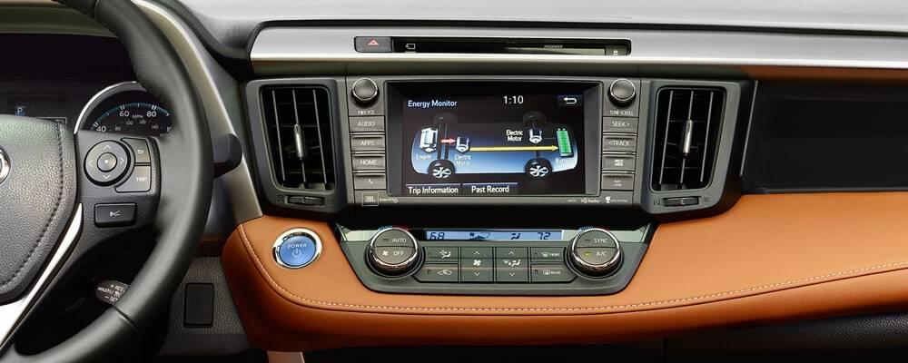 2017 RAV4 Technology Features