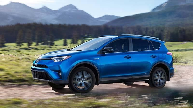 New 2017 RAV4 Hybrid Financing - 0.9%/36 1.9%/48 2.9%/60 Months APR
