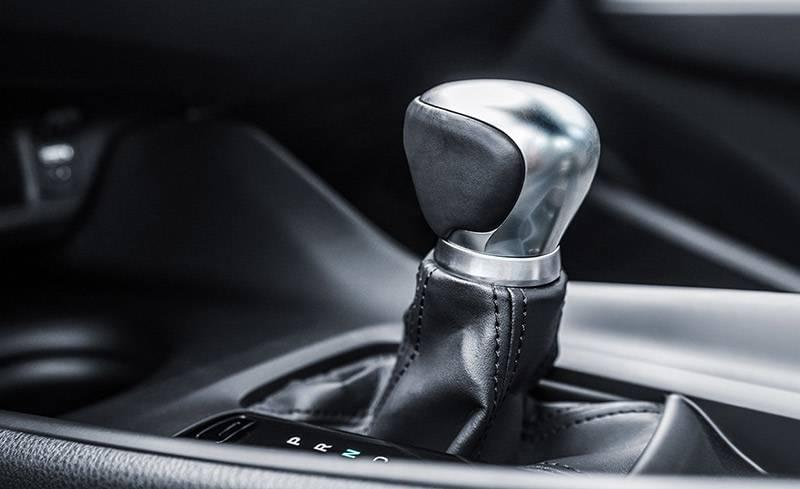 Shift knob in 2018 Toyota C-HR