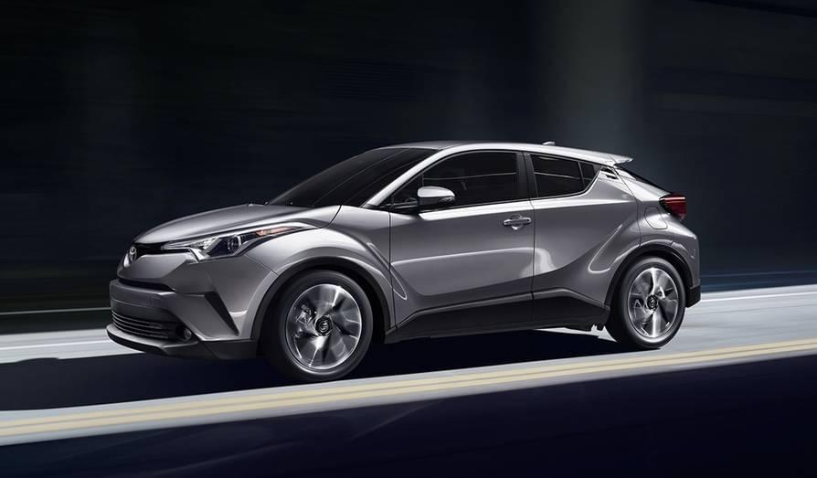 New 2020 Toyota C-HR 0.9% APR Financing for 60 Months