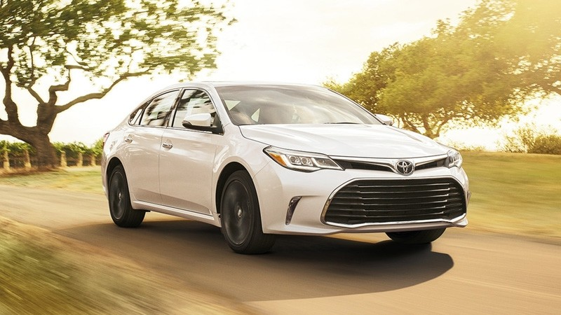 New 2018 Toyota Avalon 0.0% APR for 48 Months