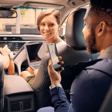 2018 Toyota Camry interior