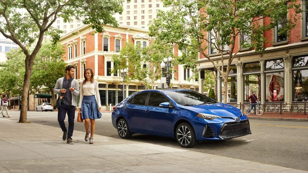 New 2018 Toyota Corolla 0.0% APR for 48 Months
