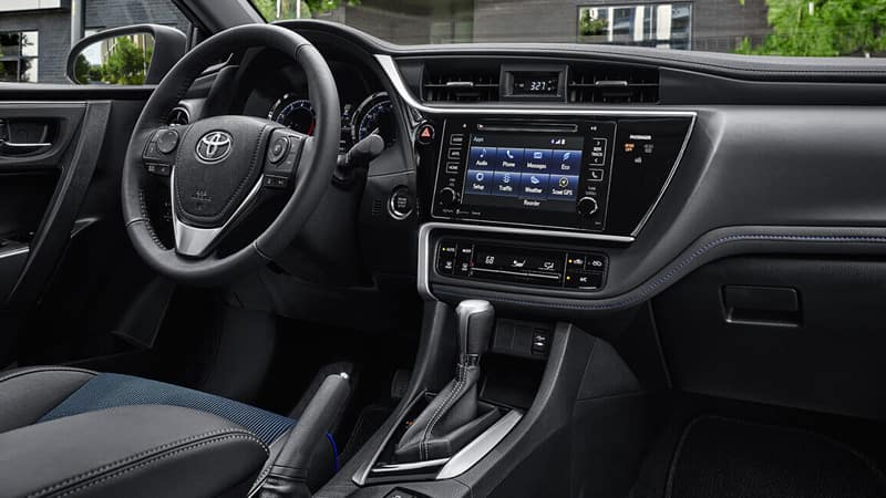 New 2019 Toyota Corolla 0.0% APR Financing for 36 Months