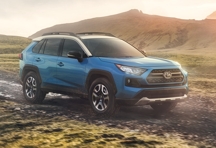 New 2019 RAV4 1.9% APR for 48 Months + $500 Bonus Cash