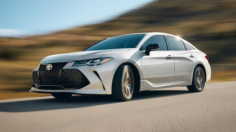 New 2019 Toyota Avalon Lease $359 per Month / 36 Months / with $3,658 due at signing