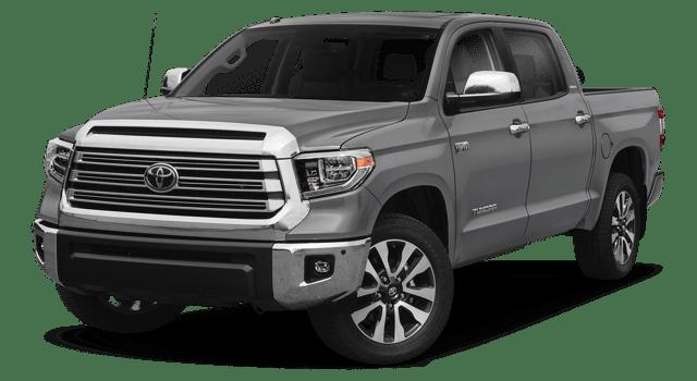 2018 Toyota Tundra white background