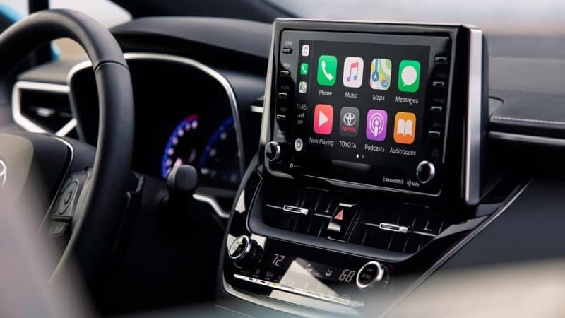 2019 Toyota Corolla Hatchback Specs Features Marietta Toyota