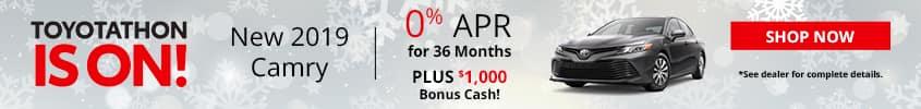 Camry APR offer