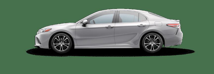 2018 Toyota Camry celestial silver metallic