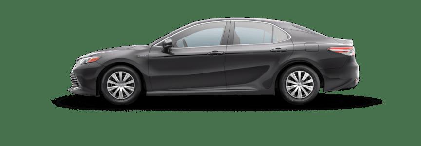 2018 Toyota Camry predawn gray mica