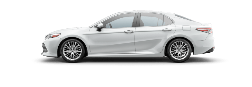 2018 Toyota Camry wind chill pearl