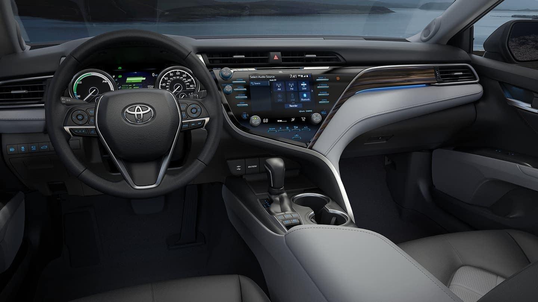 2019 Toyota Camry Vs 2019 Toyota Corolla Marietta Toyota