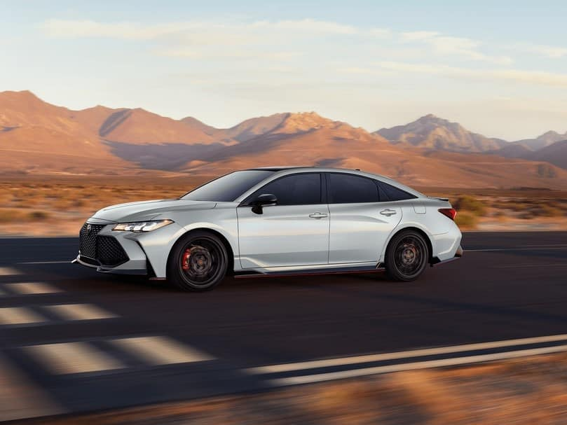 New 2021 Toyota Avalon 2.9% APR for 60 Months