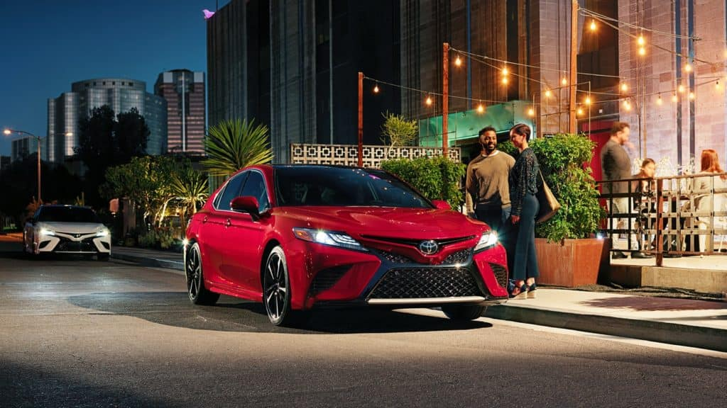 New 2019 Toyota Camry LE Lease $209 per month / 36 Months / $3,508 due at signing
