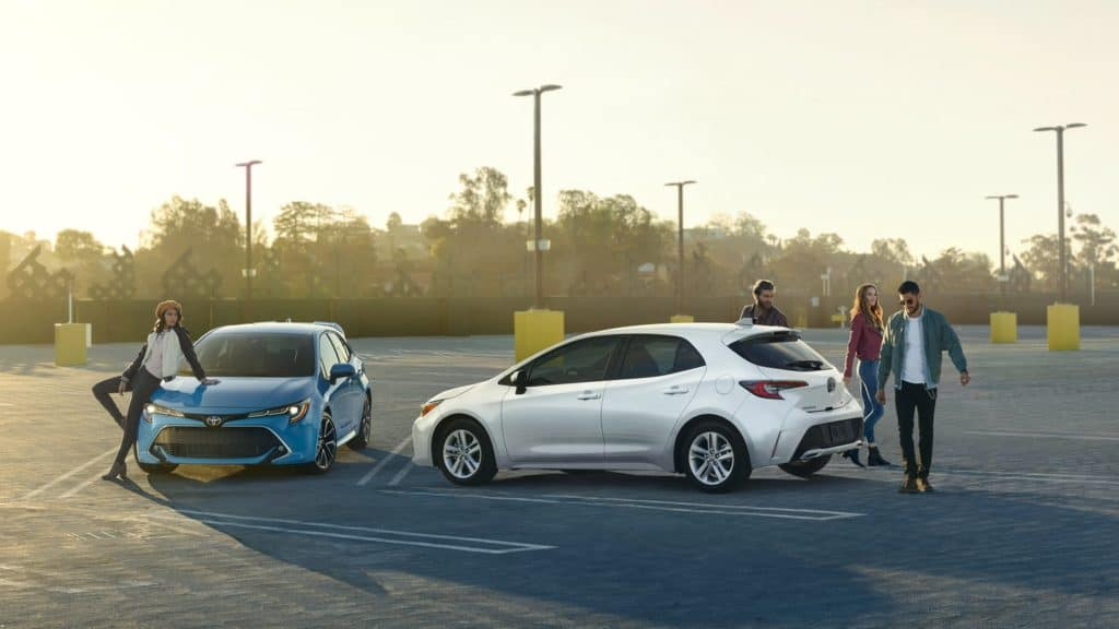 New 2020 Toyota Corolla Hatchback 0.0% APR for 60 Months