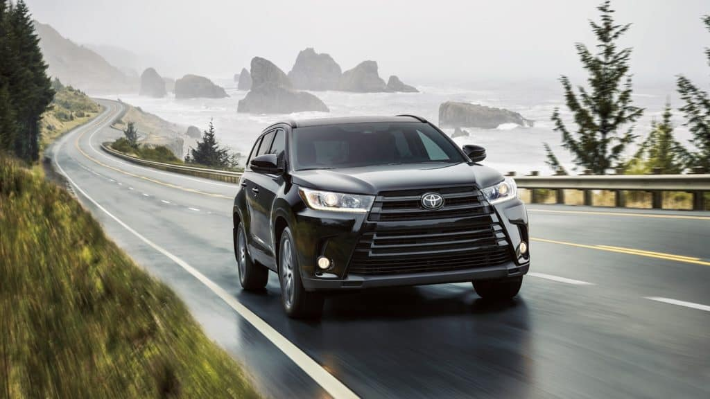 New 2020 Highlander 0.9% APR Financing for 60 Months